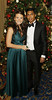 Laura Brady and Jansen Seheult at the MAXTRAVAGANZA Annual Blacktie Ball in aid of the Baby Max Wings of Love Fund held in Fitzpatrick's Killiney Castle hotel