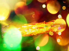 Luminous Christmas Lights Multiplied (*Abstrax) Tags: colour eye colorful bright catching alive luminous bold