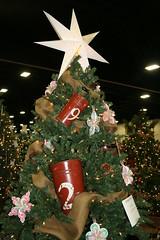 Grandpa's Buckets list Christmas Tree