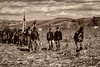 The March (FS_photos) Tags: california ca portrait usa sepia canon landscape fun outdoors photography photo unitedstates photos outdoor american civilwarreenactment 28135mmis 60d