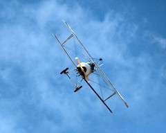 Nieuport 11 (SidPix) Tags: vintage airplane french fighter antique aircraft aeroplane ww1 marlborough bébé warbird biplane worldwar1 nieuport omaka