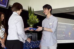 Monash University Scholarships Ceremony 2012 Awardees