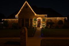 DSC_4025 (fellajr) Tags: christmas xmas people usa america landscape photography lights photo nikon texas unitedstates photos christmaslights coloredlights