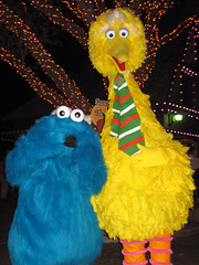 Cookie Monster and Big Bird (meeko_) Tags: africa christmas streets bird monster gardens night tampa town bigbird big furry cookie very florida sesame sesamestreet characters muppet cookiemonster themepark buschgardens busch buschgardenstampa christmastown buschgardensafrica buschgardenstampabay muppetcharacters buschgardenscharacters sesamestreetsafarioffun sesamestreetsaveryfurrychristmas