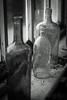 Still Life bottled! (Macro light) Tags: nationaltrust calkeabbey pottingshed derbyshire ticknall bottles glass