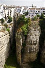 Casas Ronda (Mlaga) (lautada) Tags: casas ronda precipicio acantilado colgadas malaga andalucia spain espaa turismo