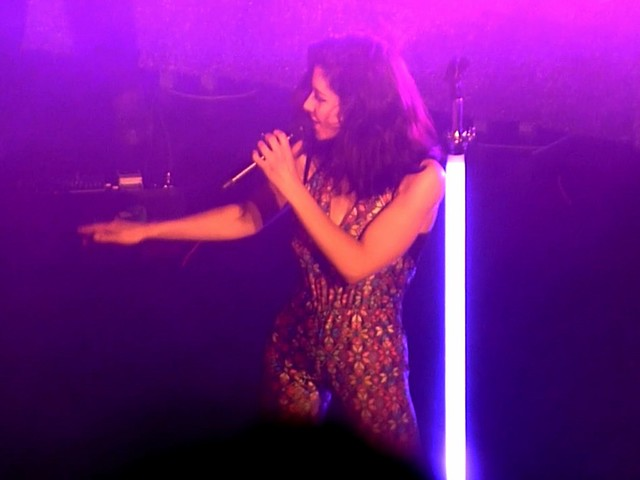 Marina & the Diamonds - Le Trianon, Paris (2015)