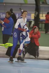 A37W7683 (rieshug 1) Tags: speedskating schaatsen eisschnelllauf skating worldcup isu juniorworldcup worldcupjunioren groningen kardinge sportcentrumkardinge sportstadiumkardinge kardingeicestadium sport knsb ladies dames 500m