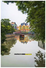 Alkaff Bridge @ Singapore River (wsboon) Tags: alkaffbridge singaporeriver nikon d5300 tamron tamron100240mmf3545 100240mmf3545 cityscape pimp masteratwork singapore singaporelandscape singaporecity water sky clouds land architecture color exposure dri blending corporate cruise singaporecruise skyscrapers nocommentsimplyperfectsingaporeview view singaporefamouslandmarks singaporetouristattractions relax tourist tourism city singaporecityscape travel buildings centralbusinessdistrict cbd composition perspective design light google search asia visit destination photo photograph peopleculture uniquelysingapore singapura holiday heart nocturne nocturnal calm serene explore