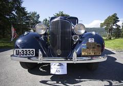 1933 Pontiac - IMG_9517-e (Per Sistens) Tags: cars thamslpet thamslpet13 orkladal veteranbil veteran pontiac 1933