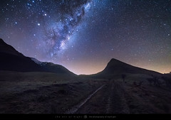 Parallels (The Art of Night) Tags: theartofnight mark gee nzmustdo new zealand queenstown astrophotography landscape milky way night sky nightscape stars markgee newzealand milkyway nightsky benlomond otago nz