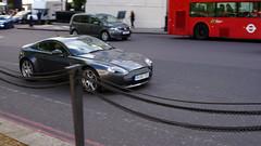 Aston Martin V8 Vantage (Frankleton Foto) Tags: astonmartin v8vantage cars
