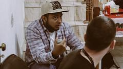 Profeta & Besouro Anmico (Jonathan Fernandes.) Tags: rap nossa conferncia diadema organizao qi submundo90 profeta projeto pandora