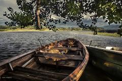 Cerknica - Sloveni II (thanks for visiting my page) Tags: cerknica slovenie slovenia lake landscape sunset bertmeijers bmeijers