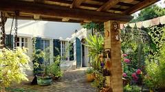 Giardini friulani (Cristina Birri) Tags: friuli giardino casa house udine corte fiori finestre windows