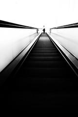 "stairway from heaven (Torsten ""TeeKay"" Kster) Tags: street streetphotography stuttgart blackandwhite"