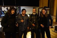 Sara, Pauly, John and Mily (Three Triple R) Tags: broadcastermeeting2016 radiothon2016 ajewelinthejunkheap rrr rrr1027fm