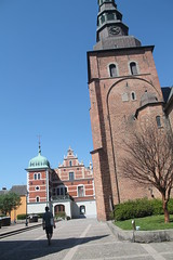 Ystad St Mary's Church (Maukee) Tags: ystad sweden