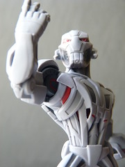 Disney Infinity figures (spikeybwoy - Chris Kemp) Tags: disney disneyinfinity macro closeup marvel marvelcomics ultron avengers