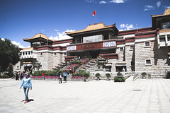 IMG_1198 (chungkwan) Tags: tibet canon sigma photography travel world nature  lhasa