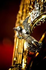Custodia de Arfe (Kevin Vsquez) Tags: catedral primada de toledo espaa spain cathedral jewlery joyas oro