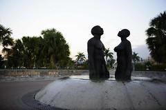 0003.jpg (1K-Words by David Michael) Tags: jamaica redemptionsongmonument emancipationpark kingston nikon statue fx nikon2470mm