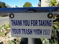 16th Tiled Steps (DorisFM) Tags: basura trash ciudad city 16thtiledsteps sanfrancisco california usa
