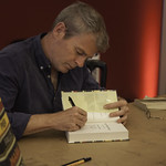 Mark Haddon Book Signing