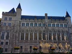 Gent Burg Schloss von Gerhard dem Teufel duesiblog 04 (duesiblog.de) Tags: gent ghent schloss gerhard der teufel geeraard duivelsteen travel reiseblog travelblog belgien belgium