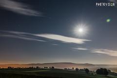 Moon, lua (Fbio_Simes) Tags: landscape luxemburgo luxembourg ettelbruck exposition longaexposio stars estrelas noite night moon lua