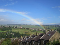 Rainbow (waldopepper) Tags: haworth sky rainbow