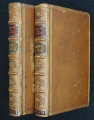 """The Tour of Dr. Syntax"" by William Combe. London: R. Ackermann, 1823.  Pocket-size editions. Art by Thomas Rowlandson.  1st & 3rd Tours. (lhboudreau) Tags: book books hardcover hardcovers hardcoverbook hardcoverbooks vintagebook vintagehardcover vintagehardcoverbook vintagebooks classicstory classicnovel leather leatherbinding fullleather gilt dentelles finebinding leatherbindings drsyntax doctorsyntax tourofdoctorsyntax tourofdrsyntax thetourofdoctorsyntax thetourofdrsyntax insearchofthepicturesque 1823 insearchofawife rowlandson thomasrowlandson antiques antiquebooks combe williamcombe ackermann rackermann pocketsize pocketsizeeditions firsttour thirdtour 1sttour 3rdtour tour tours bookart poem poetry thethirdtourofdoctorsyntax syntax"