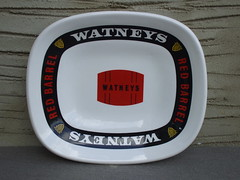Vintage Bristol Potteries Watneys Red Barrel Pub Ashtray Kitsch Breweriana (beetle2001cybergreen) Tags: vintage bristol potteries watneys red barrel pub ashtray kitsch breweriana