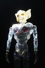 Invader Z (Takara 1970's) (Donald Deveau) Tags: invaderz toys japanesetoy takara actionfigure henshincyborg kaiju vintagetoy