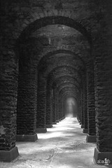 [18 Septembre 2016] - Un jour, une photo... Une cathdrale souterraine dvoile ouverte au public (alter1fo) Tags: journes du patrimoine 2016 lesjournesdupatrimoine jep2016 rennes visite gallets cathedrale