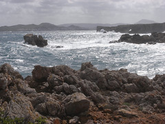 cap de cavalleria after storm (the incredible how (intermitten.t)) Tags: menorca espaa balearicislands baleares illesbalears minorca capdecavalleria sea 20151001 3064 espaa