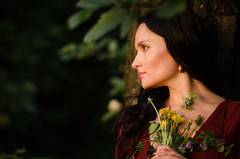 DSC_5087 (Altvod) Tags: portrait girl    nature  botanicalgarden flowers  people