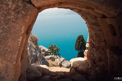 06 View from Palamidi Fortress (kana movana) Tags: nafplion nafplio greece greek palamidi fortress castle view viewpoint history historic old town observatory europe european d90 summer sunny architecture building sea wall medieval