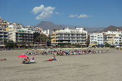 Playa de Los Cristianos (JdRweb) Tags: loscristianos sonydscrx100 tenerife