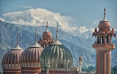 Chitral mosque (Peter Gostelow) Tags: pak