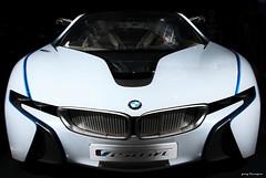 The face...concept car Vision from BMW (greg luengen) Tags: bmw concept future futuristic sportscar car auto automobile transport modern sony sonyalpha nex