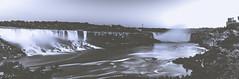 Niagara Falls, Canada (lnoelle89) Tags: niagara falls ontario canada niagarafalls waterfalls waterfall sevenwondersoftheworld wonders wow bw blackwhite blackandwhite whiteblack tourism longexposure long exposure canon6d canonphotography canonofficial 24mm eos