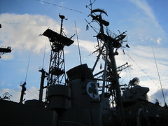 USS Little Rock 3 (Dawn Kubicki) Tags: shamrock usslittlerock