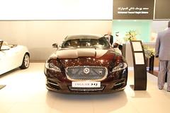 Jaguar XJ (AlBargan) Tags: show motor jaguar luxury 6th 2012 xj معرض 2013 للسيارات excs الفاخرة أكسس