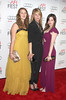 "Destry Allyn Spielberg, Kate Capshaw, Sasha Spielberg arrives at the ""Lincoln"" Premiere at the AFI Fest at Graumans Chinese Theater in Los Angeles Calfornia, USA"