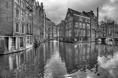 Amsterdam (Jan Kranendonk) Tags: city holland amsterdam canal europe stad gracht binnenstad