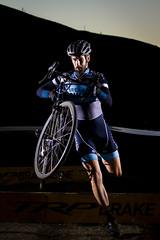 20121110__MG_0391 (Peter M Taylor) Tags: sanfrancisco california light 3 bike night race cross flash cx racing barriers sanmateo cyclocross rimlight nightrace strobist basp 111012 basp3