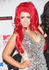 Holly Hagan of Geordie Shore The MTV EMA's 2012 held at Festhalle - arrivals Frankfurt, Germany
