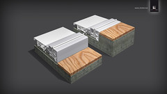 CEZAM (Strates - Agence de publicite) Tags: illustration 3d strates réalisation profilé cezam