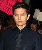 Jackson Rathbone at the premiere of 'The Twilight Saga: Breaking Dawn - Part 2' at Nokia Theatre L.A. Live. Los Angeles, California